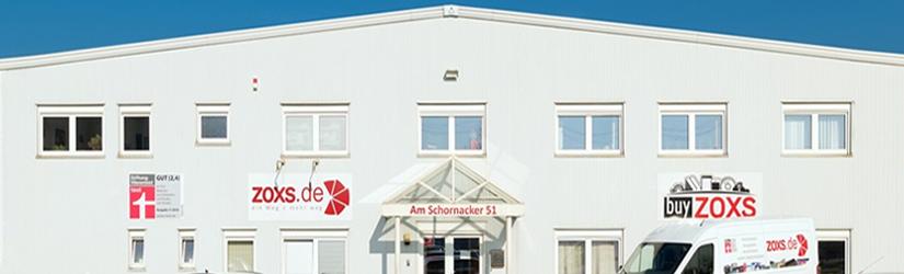 ZOXS Hauptgebäude in Wesel