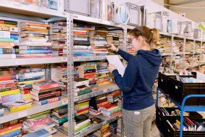 Bücherregal bei ZOXS