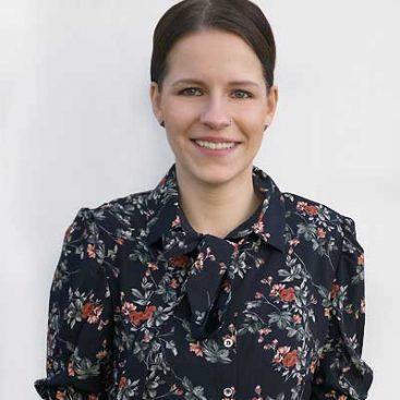 Sina Limbach, Assistenz der Geschäftsführung der ZOXS GmbH