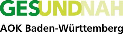 Gesundnah-AOK Logo