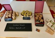Pesto und andere Leckereien aus der essbaren Stadt Bocholt-Borken
